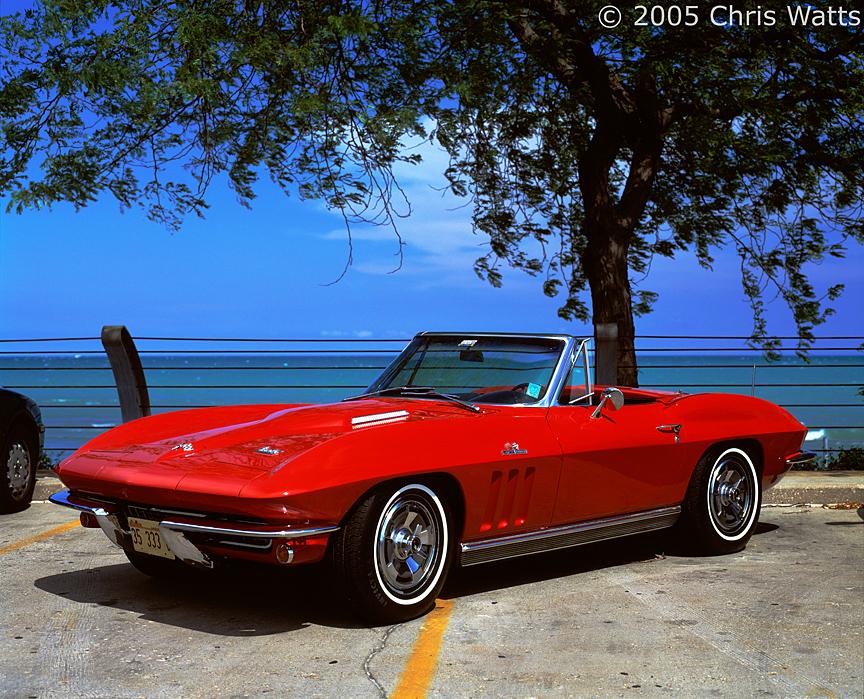 1966 Corvette Stingray >> AUTOMOTIVE